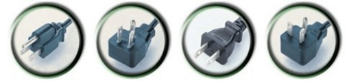 American standard plugs for CENHOT BBQ Grill