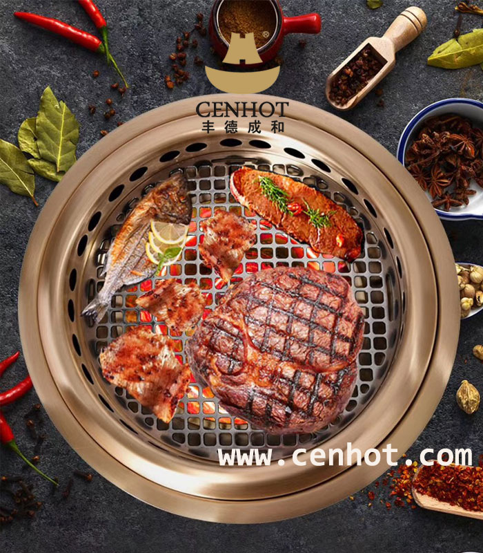 CENHOT Best Korean BBQ Grill For Your Restaurant UK